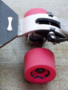 pavedwave distance skateboarding :: Reduce-Reuse-G|Cycle! - Custom G|Bomb Builds
