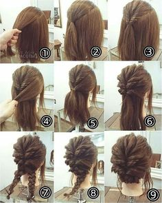 Step 2,6,9 are awesome, they are their own styles and beautiful 😘🐰🍼