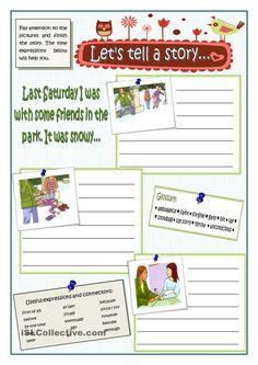 Writing A Letter  Les  Engels  Schrijven    Letter