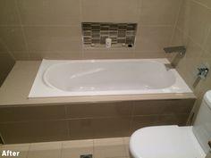 After Photo 4 Complete Bathrooms, Bathroom Renovations, Bathtub, Standing Bath, Bathtubs, Bath Tube, Bathroom Remodeling, Bath Tub, Tub