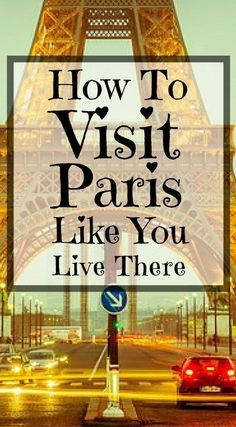 How to visit Paris France like you live there. Paris is one of the most visited cities in Europe and has a surplus of iconic things to do and see. This is what makes a long weekend in Paris the perfect getaway with your loved one or even your girlfriends. Click to read more at http://www.divergenttravelers.com/long-weekend-in-paris/