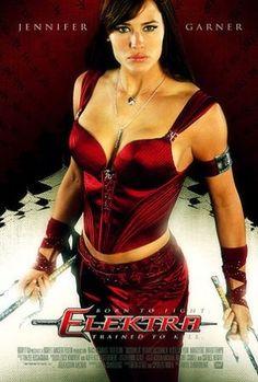 Elektra Costume History