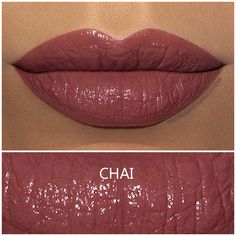 BITE Beauty Amuse Bouche Lipstick in Chai : Review and Swatches