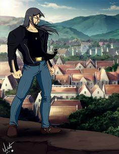 Maverick Commission by nekito-ototo on DeviantArt