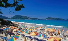 Patong very busy beach #travelnewhorizons