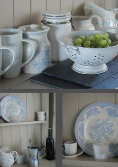 The Paper Mulberry: A 500 year old farmhouse filled with French brocante - my home!
