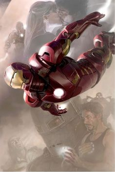 Legends Iron Man Stan Lee SIGNED Marvel Giclee on Canvas Limited Edition of 195 Art by Randy Martin