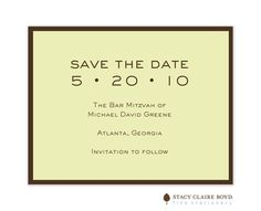 Well Rounded Save The Date