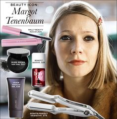 (amazing!) Beauty Icon: Margot Tenenbaum - Celebrity Style and Fashion from WhoWhatWear