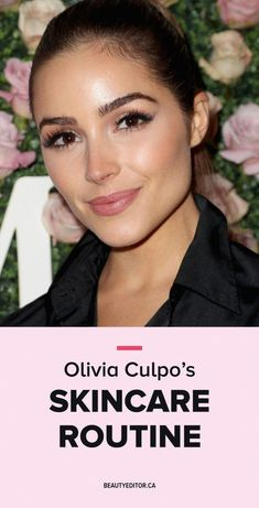 How to do Olivia Culpo's skincare routine. #OrganicSkinCareProducts #Over40SkinCareNatural #SkinCareProductsThatWork #EverydayBeautyRoutine Everyday Beauty Routine, Skin Care Routine For 20s, Beauty Routines, Skincare Routine, Skin Care Regimen, Skin Care Tips, Organic Skin Care, Natural Skin Care, Natural Beauty