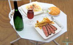 1:12 Scale Lunch Setup by Bon-AppetEats