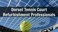 Dorset Tennis Court Refurbishment Professionals http://www.tenniscourtmaintenance.co/refurbishment/dorset/bowridge-hill/ is shown in this video. From the vid...