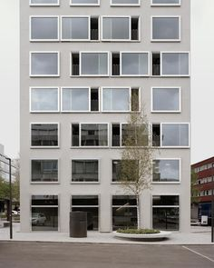 e2a - Bethanien Deaconry Building, Zürich 2017