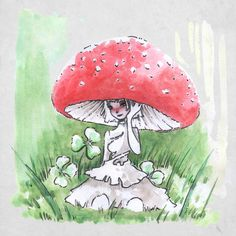 Empire of Mushrooms, Barbora Urbankova