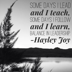 Balance in Leadership #entrepeneurship #HayleyJoy #PlusSize #PlusSizeFashionDesigner Leadership, Balance, The Real World, Real Women, Joy, Teaching, Game, Inspiration, Biblical Inspiration