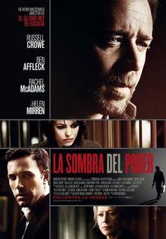 Cine Club Borges: La Sombra del Poder | Del Viernes 6 al Jueves 12 de Noviembre de 2009