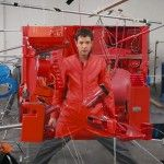 OK Go's New Music Video for 'The Writing's on the Wall' Loaded with Four Minutes of Live Optical Illusions