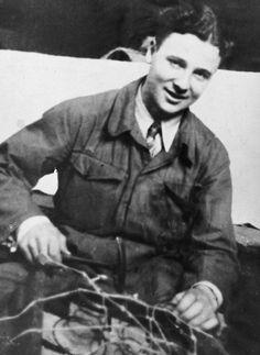 Photograph of Peter van Pels, dubbed 'Peter van Daan' by Anne Frank