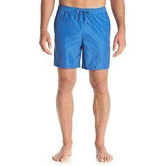 Michael Kors® Men's Pin Dot Swim Trunks