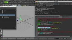 Maya/Python: The basics of using Classes and Obj. Oriented Progamming in Maya/Python on Vimeo