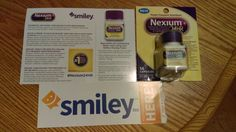 Was chosen to try Nexium for free through Smiley360. I have a gerd issue that needed prescription medication. This works great!  With the holidays upon us, it is good to have this on hand. Thank you Nexium & Smiley360