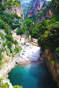 fiordo di furore, italy | travel photography #villages #ItalyTravel