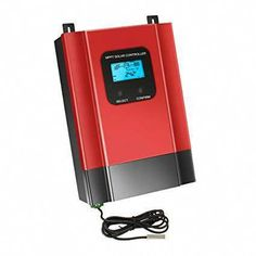 Acopower Hy-mppt 10a 20a 30a 40a Mppt Charge Controller Mt50 Elegant Appearance Electrical & Solar