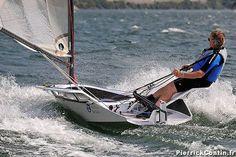 Devoti D-One dinghy