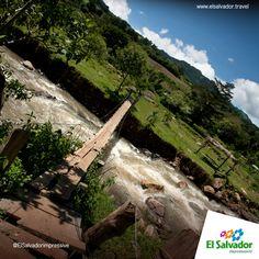También atraviesa los municipios salvadoreños de La Palma, San Fernando, Dulce Nombre de María, La Laguna, El Carrizal, Ojos de Agua, Nueva Trinidad, y Las Flores.