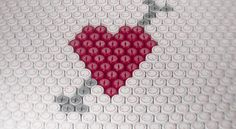 Really cool stop-motion Valentine's Day video from Coke. Full video here: http://CokeURL.com/72wx