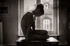 see you again © Stefan Beutler #STRKNG  nude,erotic,emotion,room,window,fenster,dof,bokeh,sensual,beauty,portrait
