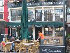 De Luifel, Neude 35 Utrecht