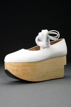 Vivienne Westwood Rocking Horse Shoes.