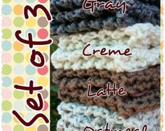Popular items for crochet on Etsy