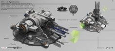 Concepts for Star conflict, Denis Melnychenko on ArtStation at https://www.artstation.com/artwork/xOgQ1