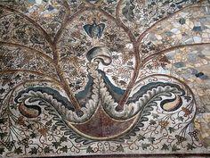 Sabratha museo mosaicos romanos Libia 36 by Rafael Gómez www.micamara.es, via Flickr