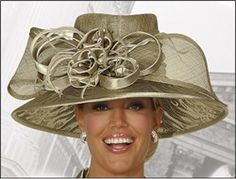 Special Occasion Hats | Womens Special Occasion Hat By Champagne Elite H3665 Resources