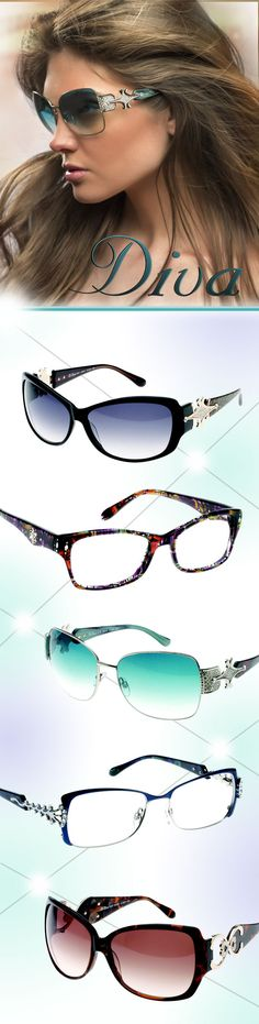 Get Gussied Up in Diva Frames
