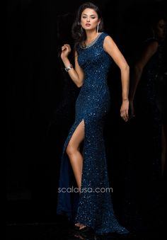 580cf08d6c5 We know you will love the beaded Scala dresses as much as we do
