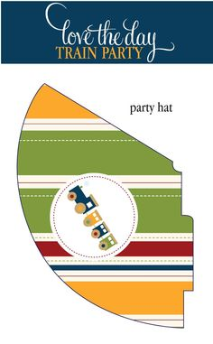 DIY party hat....