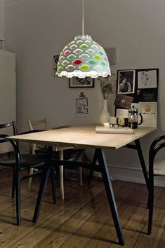 Trendy Pendant Lights by Louis Polson: LC Shutters