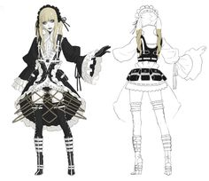 Margaret Moonlight - Pictures & Characters Art - No More Heroes 2: Desperate Struggle