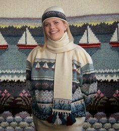 Muutamia kuvia suunnittelemistani neuleista ja lisää löytyy osoitteesta Tuoriniemi Dream.                                                ... Fair Isle Knitting Patterns, Fair Isle Pattern, Hand Stitching, Knitwear, Knit Crochet, 3, Inspiration, Beauty, Fashion