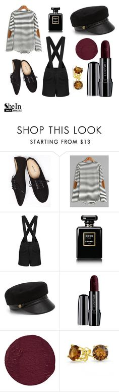 """""""off to sail in france"""" by passionk ❤ liked on Polyvore featuring Wet Seal, Chanel, Eugenia Kim, Lancôme, Oribe and Bling Jewelry"""