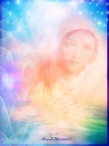 El despertar de la conciencia. A María canalizado por Elsa Farrus