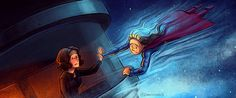 Danvers sisters in latest Supergirl episode Supergirl Comic, Supergirl And Flash, Maggie Sawyer, Alex Danvers, Lena Luthor, Cute Lesbian Couples, Fashion Design Drawings, Dc Universe, Photo Art