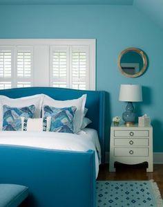 Rachel Cannon Lewis Blog   Color Crush: Azure