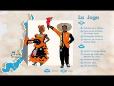 Trajes Típicos de Colombia, Juga - YouTube