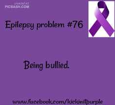 Later I found out that one of the reasons they were mean to me was Bc of my seizure! Epilepsy Awareness, Disability Awareness, Breast Cancer Awareness, Epilepsy Quotes, Temporal Lobe Epilepsy, Seizure Disorder, Words Can Hurt, Im A Survivor