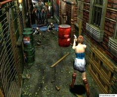 resident evil nemesis game - Google Search